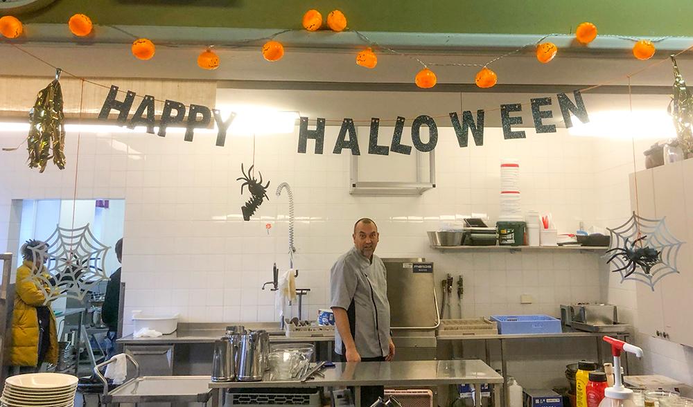 Valtion koulukodit - Halloween tunnelmia 2020