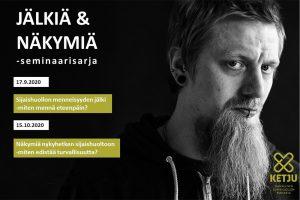 X-ketju-hanke: JÄLKIÄ & NÄKYMIÄ -seminaarisarja